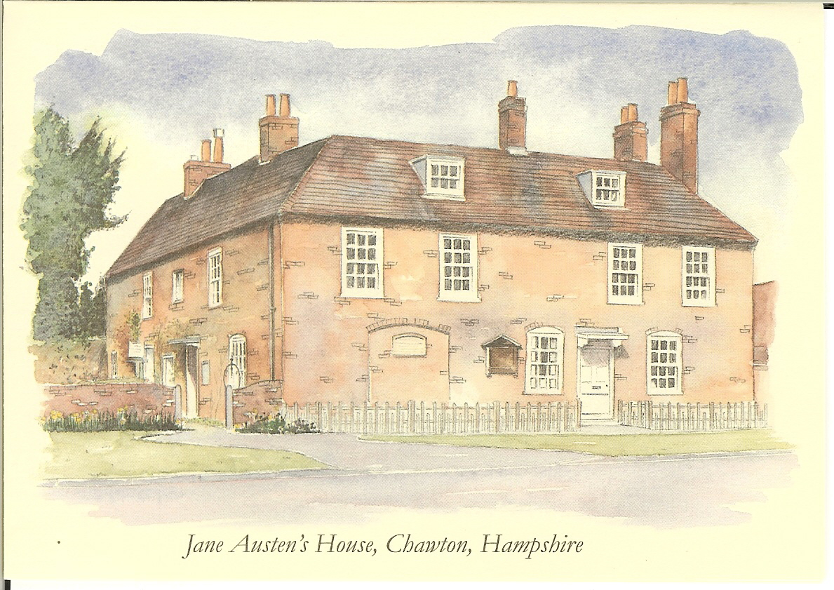 jane austens house museum