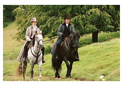 Fanfiction – Jane Austen in Vermont