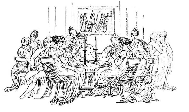of the jane austen society