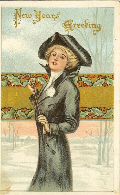 new-years-postcard