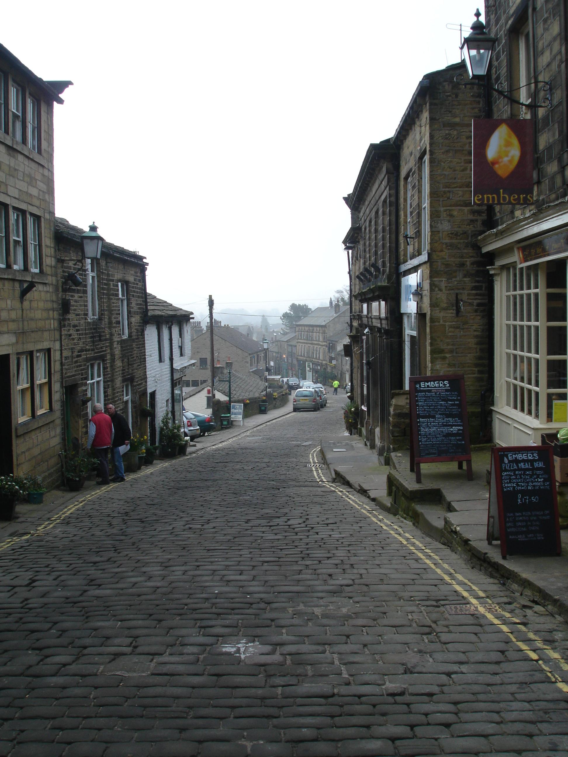 Main Street, Haworth