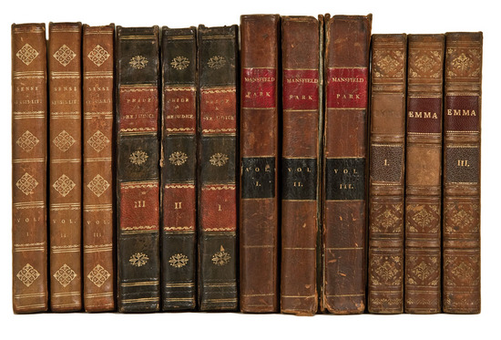 bloomsbury auction austen