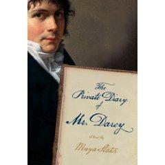 book cover private diary darcy