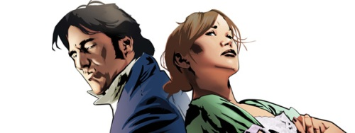 P&P marvel comic 2header