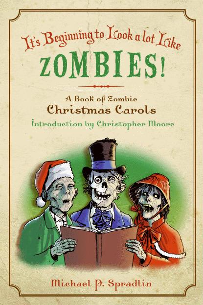 Zombie Christmas carols