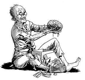 Zombie_1 christmas carols