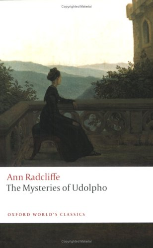 cover mysteries udolpho