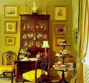 johnston collection desk