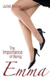 book cover the-importance-of-being-emma