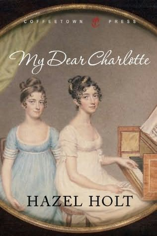 book cover my dear charlotte