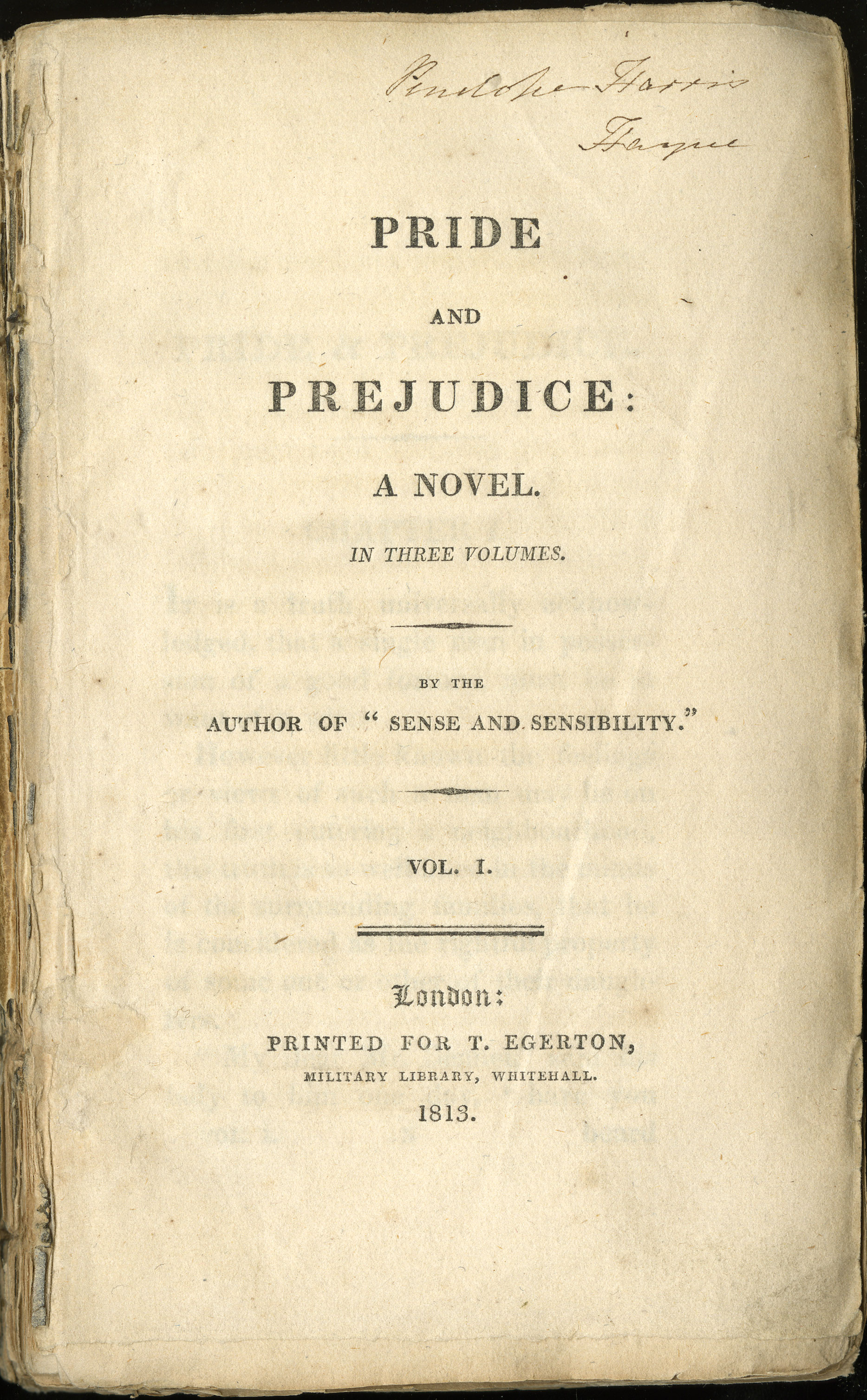 The use of letter writing in pride and prejudice by jane austen