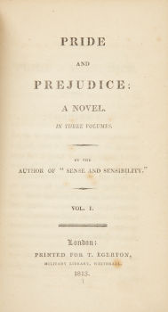 Pride and Prejudice Discussion Questions