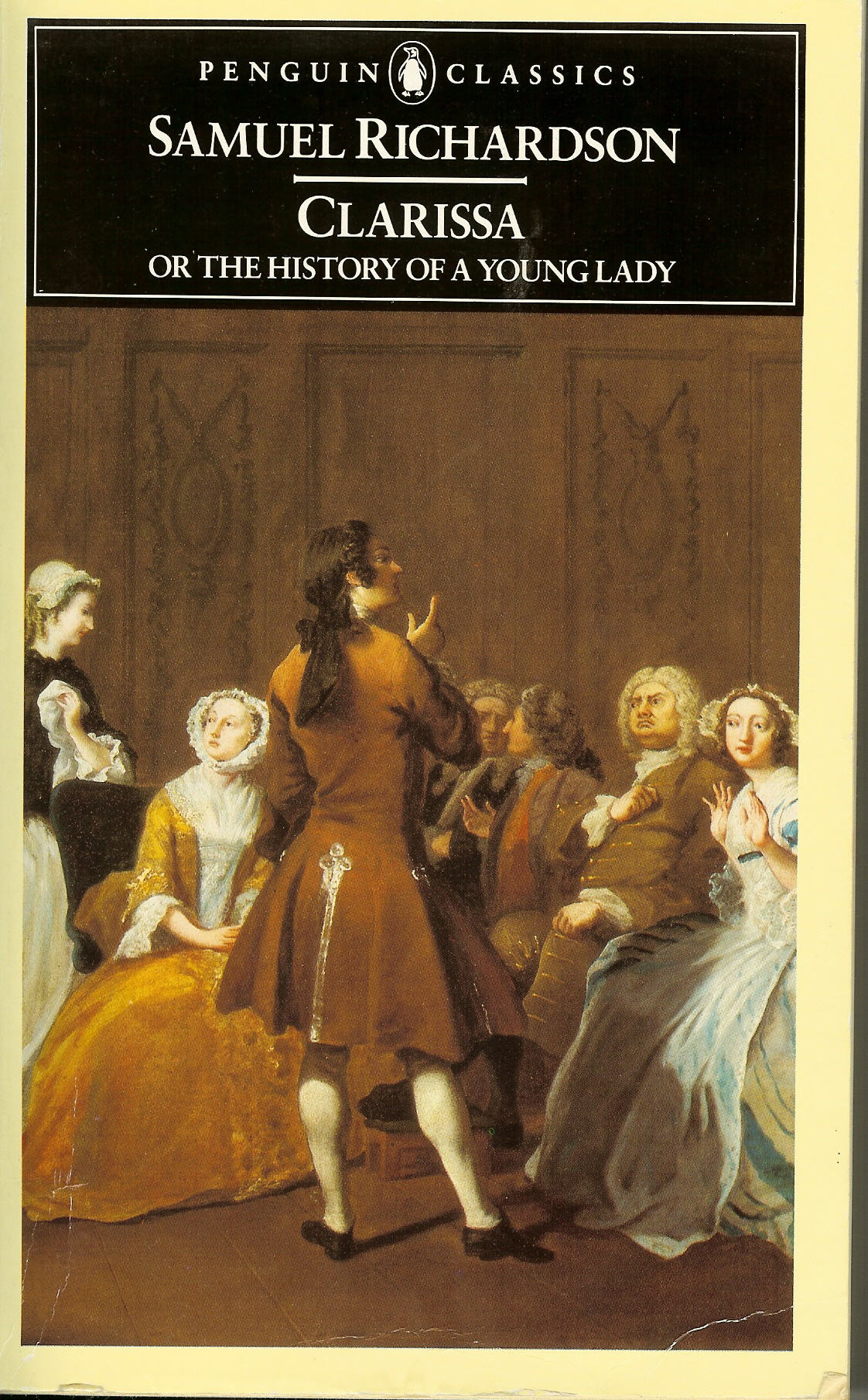 Reading 'Clarissa' – Jane Austen in Vermont