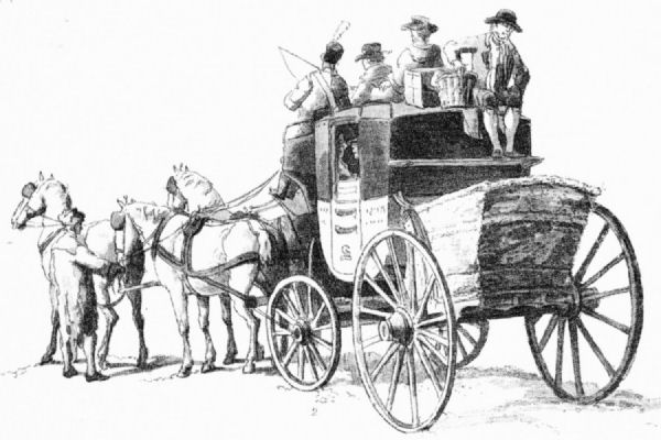 travel in sense sensibility part iv carriages cont