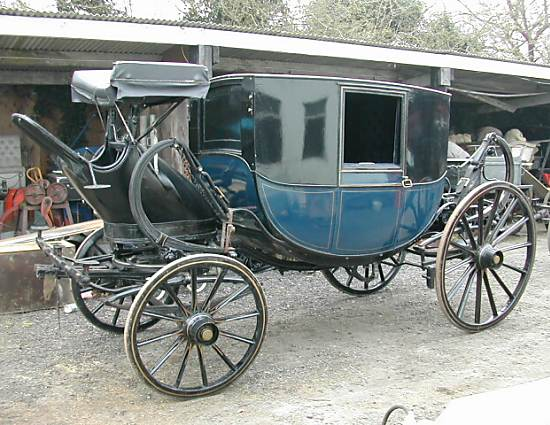 Travel in sense sensibility part iv carriages cont for Chaise carriage