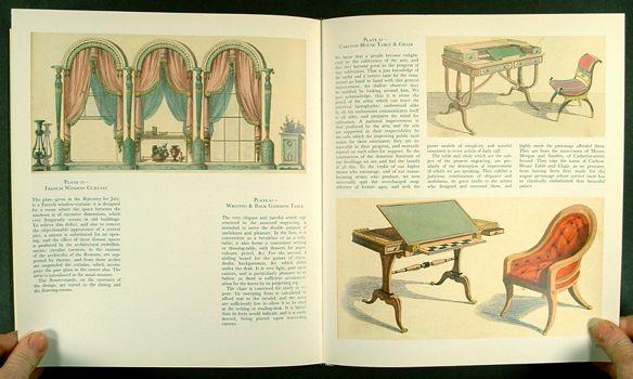 My 'Books Wanted' List 'Ackermann's Regency Furniture
