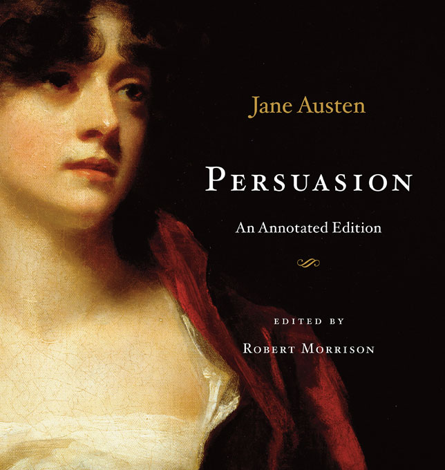 persuasion by jane austen summary