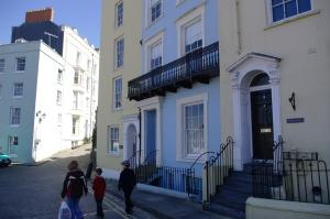 18th century buildings, cTony Grant