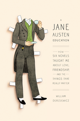 book cover - a-jane-austen-education