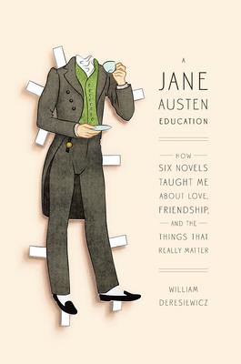 book cover - a-jane-austen-education