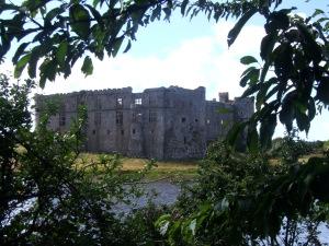 Carew Castle, a Landsker Line castle, cTony Grant