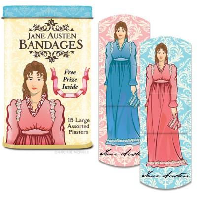 JA Bandages - McPhee