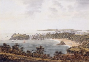 Tenby 18th century 1