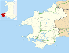 Tenby map wp