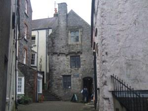 Tudor Merhcants House, cTony Grant