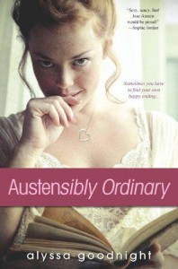 book cover - Austensibly-Ordinary
