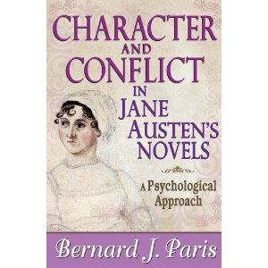 book cover - character conflict
