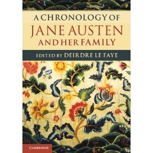 book cover - chronology pb