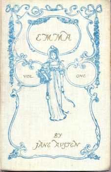 book cover - emma