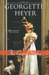 book cover - grand sophy