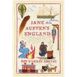 book cover - ja england adkins