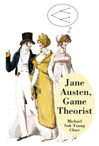 book cover - JA Game theorist