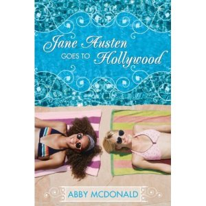 book cover - JA hollywood