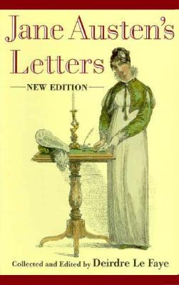 book cover - JA letters - le faye 3