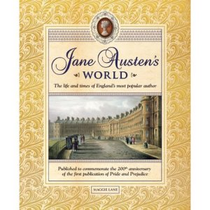 book cover - JA World - Lane