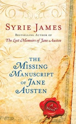book cover - missing manuscript