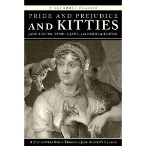 book cover - P&P kitties