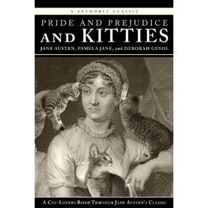 book cover - P&P kitties