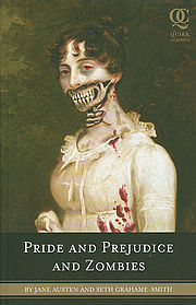 bookcover - P&P zombies