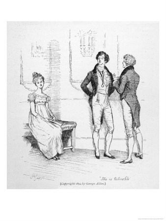 Hugh Thomson - Elizabeth Bennet