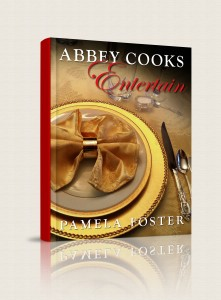 book cover - Abbey Cooks
