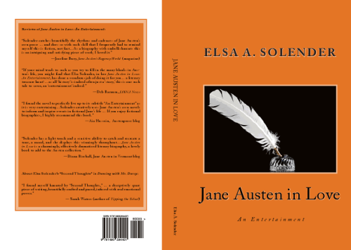 book cover - ja in love - solender