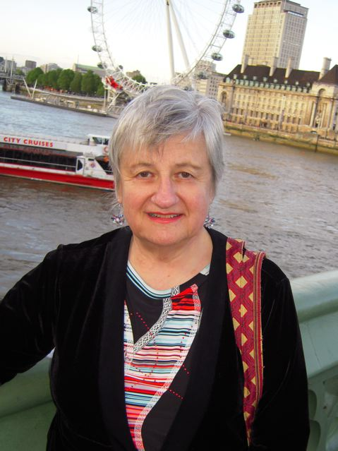Elsa Solender in London