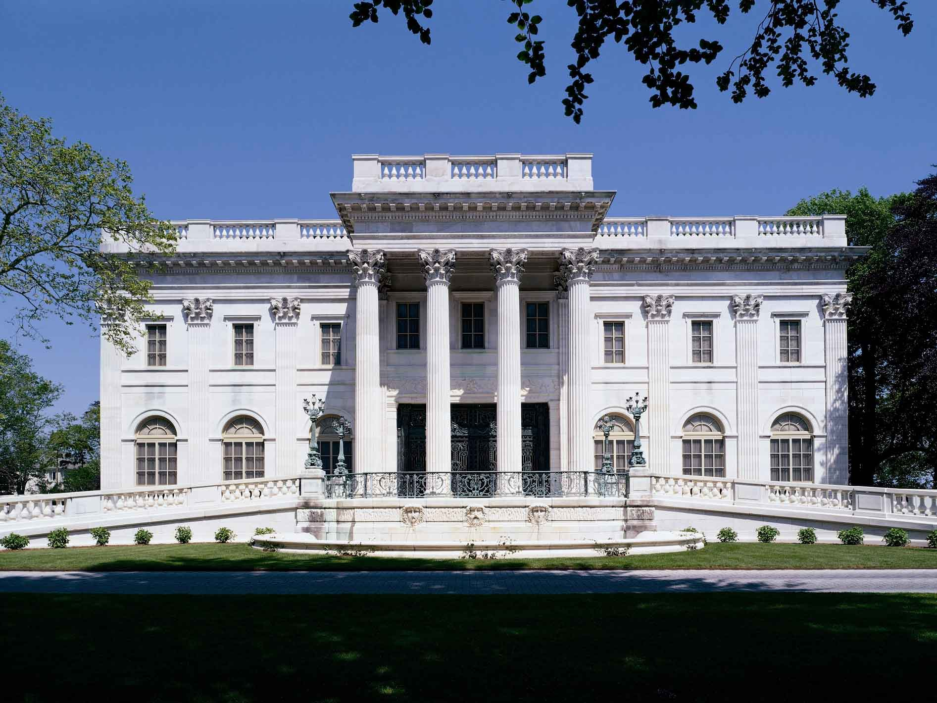 Marble House Rhode Island Pictures