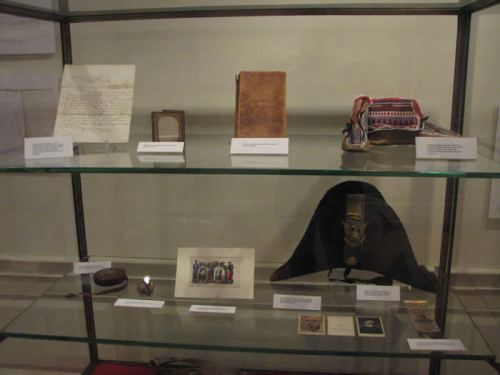 artifacts mansfield house