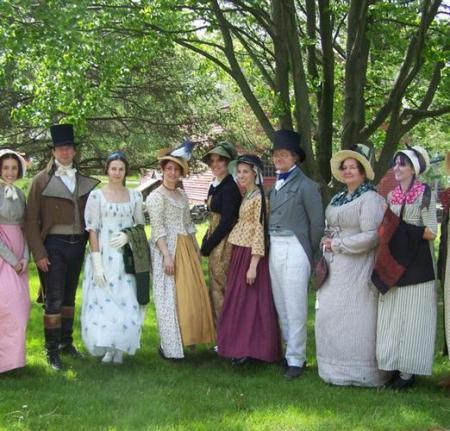JASNA-Rochester's Jane Austen Weekend